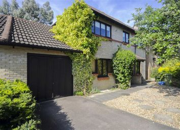 Thumbnail 4 bed detached house to rent in Selby Grove, Shenley Church End, Milton Keynes