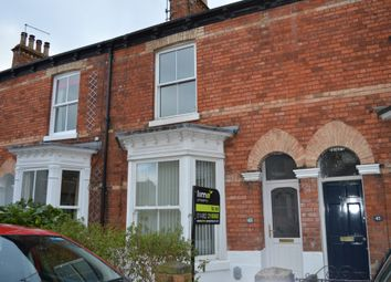 Thumbnail 3 bed terraced house to rent in Wood Lane, Beverley