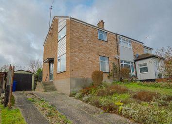 Thumbnail 3 bed semi-detached house for sale in Barton Grove, Kedington, Haverhill