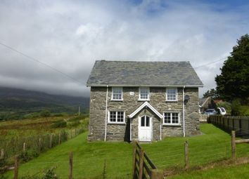 Thumbnail 4 bed detached house for sale in Cwm Cynfal, Blaenau Ffestiniog
