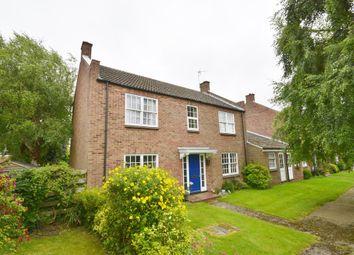 Thumbnail 4 bed link-detached house for sale in Burneham Close, East Bridgford