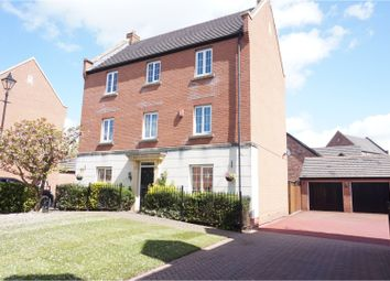 Thumbnail 6 bed detached house for sale in Regency Park, Widnes