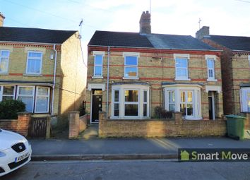Thumbnail 3 bedroom semi-detached house for sale in Huntly Grove, Peterborough, Cambridgeshire.