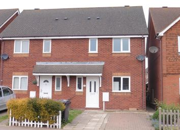 Thumbnail 3 bed semi-detached house to rent in Sutton Row, Church Lane, Deal