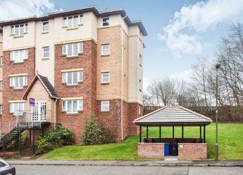 Thumbnail 2 bedroom flat for sale in Burnvale, Livingston