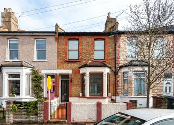 Thumbnail 2 bed terraced house for sale in Century Road, Walthamstow, London