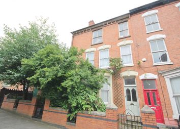 Thumbnail 5 bed end terrace house for sale in Tichborne Street, Leicester