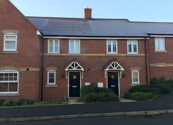 Thumbnail 2 bed terraced house for sale in Pople Road, Biggleswade, Beds