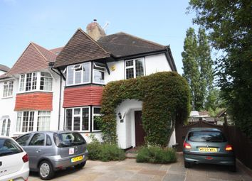 3 bed semi-detached house for sale in Petts Wood Road, Petts Wood, Orpington BR5