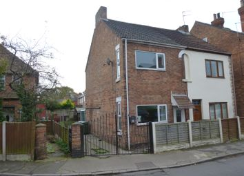 Thumbnail 2 bedroom semi-detached house for sale in Grove Lane, Retford