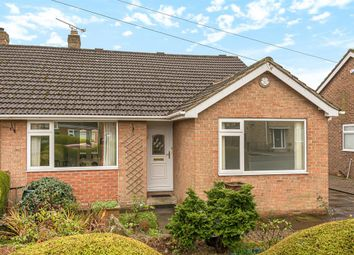 Thumbnail 2 bed bungalow for sale in Whitcliffe Drive, Ripon