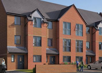 4 bed town house for sale in Wellington Road, Manchester M16