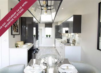 Thumbnail 4 bed semi-detached house for sale in Gladstone Village, Open Day - April, Dollis Hill