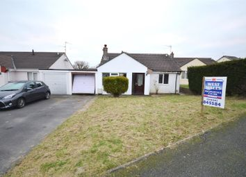 Thumbnail 3 bed link-detached house for sale in Bartletts Well Road, Sageston, Tenby