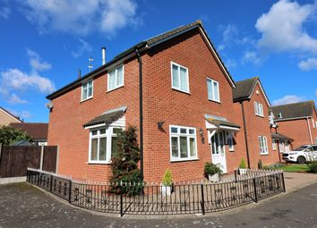 Thumbnail 4 bedroom detached house for sale in Allwood Avenue, Scarning