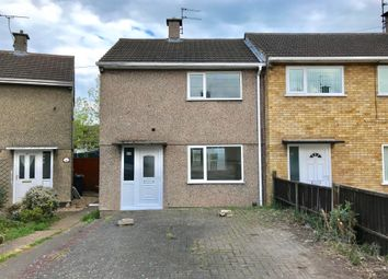 Thumbnail 2 bed semi-detached house to rent in Julian Road, Glen Parva, Leicester