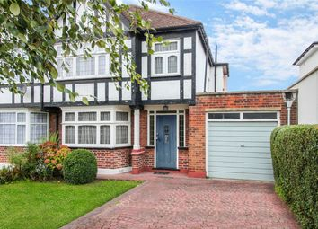 Thumbnail 3 bed semi-detached house to rent in Lindsay Drive, Harrow, Middlesex