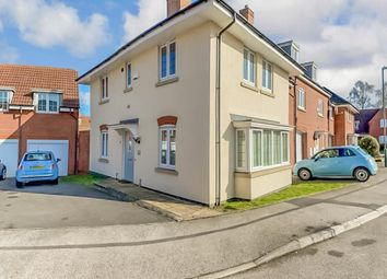 4 bed link-detached house for sale in Crediton Close, Off Exminster Road, Coventry CV3