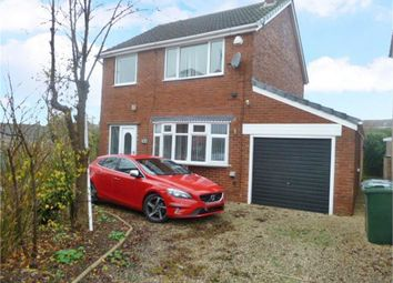 Thumbnail 3 bed detached house for sale in Elm Tree Close, North Anston, Sheffield, South Yorkshire