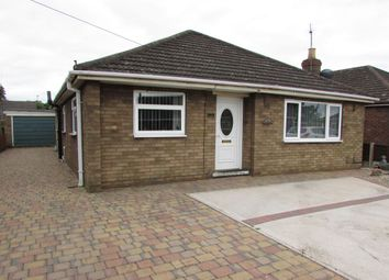 Thumbnail 3 bed bungalow for sale in Shelroy Close, Scunthorpe
