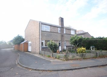 Thumbnail 3 bed semi-detached house for sale in The Elms, Kempston, Bedford