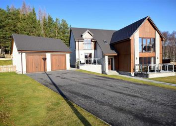 Thumbnail 5 bed detached house for sale in Patterson Place, High Burnside, Aviemore
