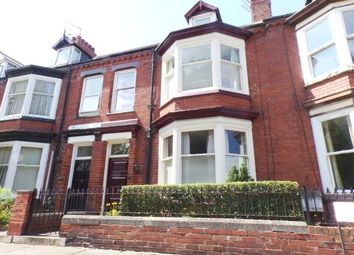 Thumbnail 5 bed town house to rent in North Lodge Terrace, Darlington
