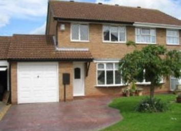 3 bed semi-detached house to rent in Downton Close, Walsgrave On Sowe, Coventry CV2