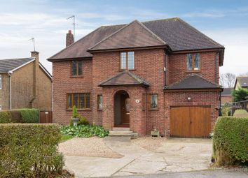 Thumbnail 5 bed detached house for sale in Wolverton Road, Newport Pagnell