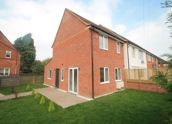 Thumbnail 2 bed end terrace house for sale in Montague Road, Aylesbury