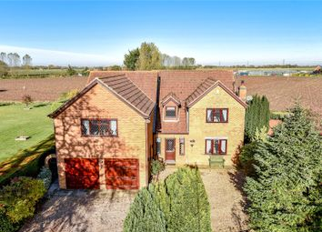 Thumbnail 5 bed detached house for sale in Sarah Gate Lane, Quadring