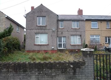 Thumbnail 3 bed semi-detached house for sale in College Road, Penygarn, Pontypool
