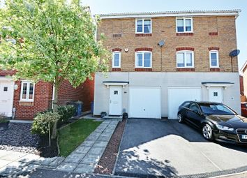 Thumbnail 3 bed semi-detached house for sale in Ferry Meadows Park, Kingswood, Hull