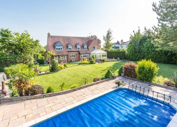Thumbnail 5 bed detached house for sale in Markham Heights, High Street, East Markham, Newark, Nottinghamshire