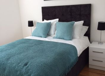 Thumbnail 3 bed flat to rent in Parkside, Acton Vale, London