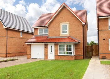 "Thumbnail 3 bed detached house for sale in ""Cheadle"" at Warkton Lane, Barton Seagrave, Kettering"