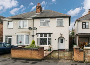 Thumbnail 2 bed semi-detached house for sale in Sidney Road, Nottingham