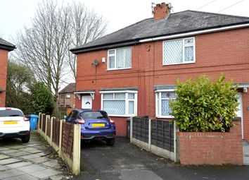 Thumbnail 2 bedroom semi-detached house for sale in Broome Grove, Failsworth, Manchester