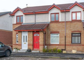 Thumbnail 2 bed flat for sale in Russell Gardens, Uddingston, Glasgow
