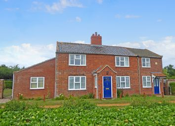 Thumbnail 4 bed cottage for sale in Bungay Road, Stockton, Beccles