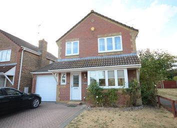 Thumbnail 4 bedroom detached house to rent in Regent Close, Lower Earley, Reading