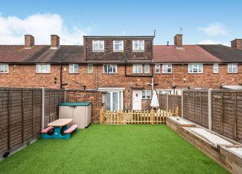 Thumbnail 5 bed terraced house for sale in Sparrow Farm Drive, Feltham