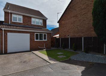 Thumbnail 3 bed link-detached house for sale in Mayfield Close, Catshill, Bromsgrove