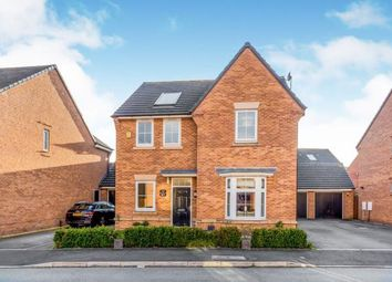Thumbnail 4 bed detached house for sale in Bowers Drive, Silverdale, Newcastle Under Lyme, Staffordshire