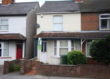 Thumbnail 2 bedroom semi-detached house to rent in Kings Road, Newbury