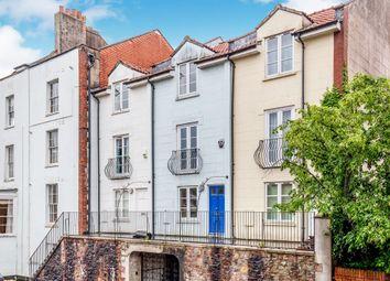 Thumbnail 3 bed terraced house for sale in Portland Street, Kingsdown, Bristol