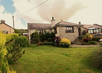 Thumbnail 2 bed detached bungalow for sale in Station Road, Talysarn