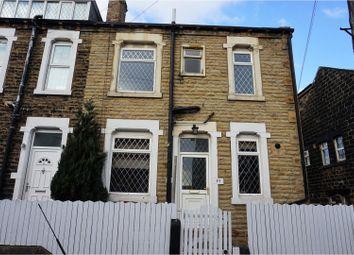 Thumbnail 2 bedroom end terrace house for sale in Zoar Street, Leeds
