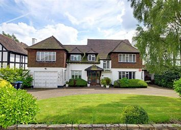 Thumbnail 5 bed detached house to rent in Beech Hill Avenue, Hadley Wood, Hertfordshire