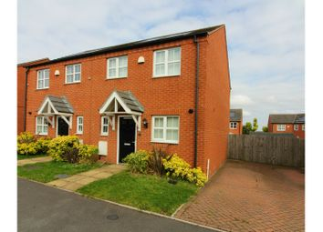 Thumbnail 3 bed semi-detached house for sale in Star Foundry Drive, Bilston